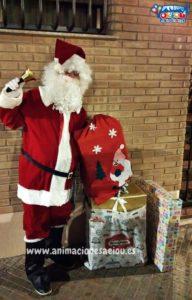 Otros servicios en la visita de los Reyes Magos o Papá Noel a domicilio
