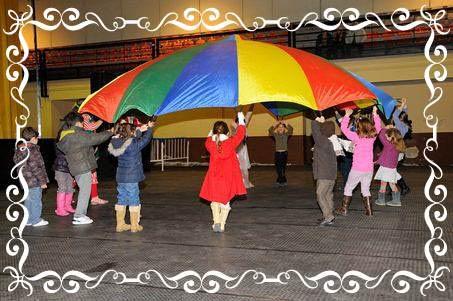 Organización de fiestas infantiles en madrid