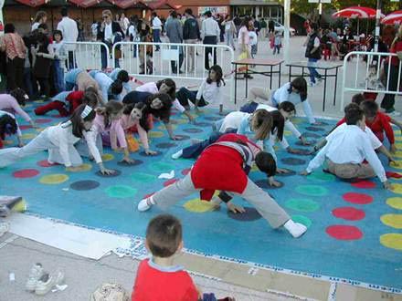 Organización fiestas infantiles madrid