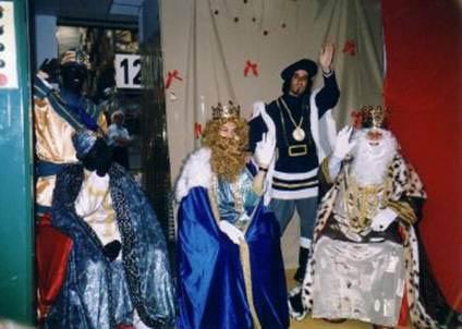 Visita Reyes Magos Madrid