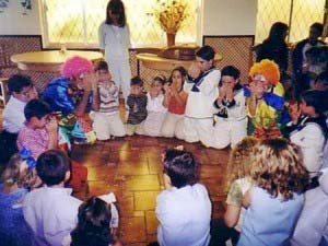 Celebración comuniones madrid