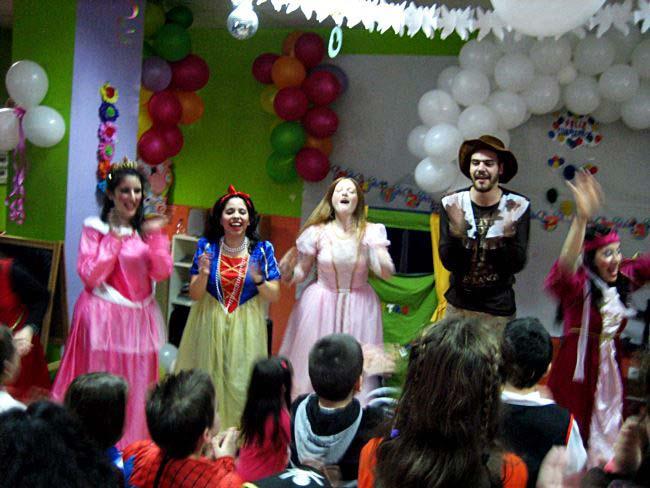 animadores fiestas infantiles madrid