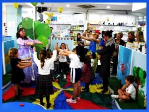 Animaciones infantiles nuevas Madrid