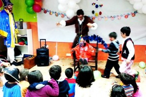 Animaciones infantiles nuevas en Madrid