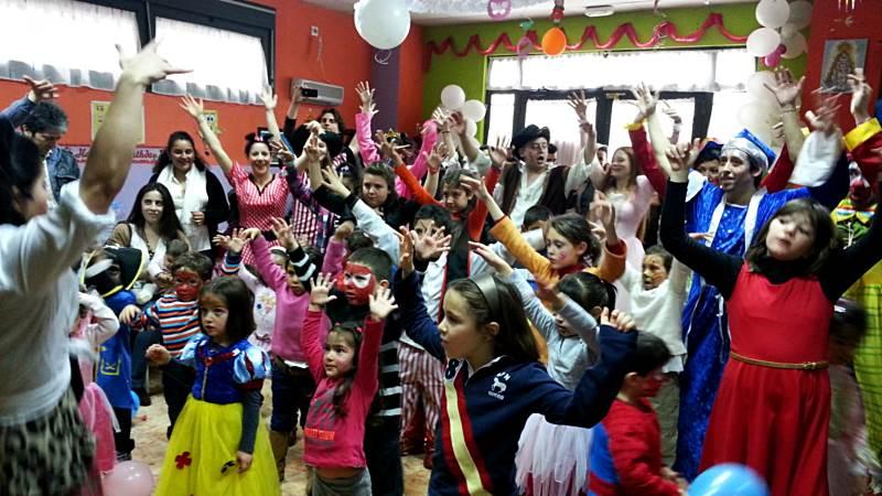 Espectáculos infantiles en Madrid
