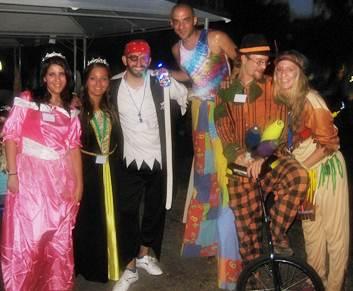 Fiestas de carnaval en Madrid
