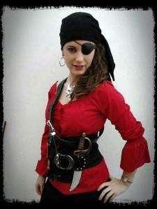 Fiestas temáticas Madrid piratas