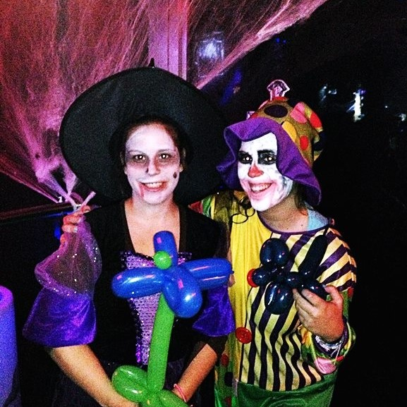 Fiestas Halloween en Madrid a domicilio