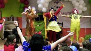Animación fiestas infantils carnaval madrid