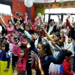 Animaciones para fiestas infantiles carnaval madrid