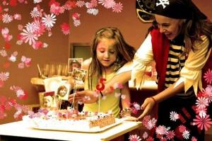 cómo organizar fiestas infantiles de piratas