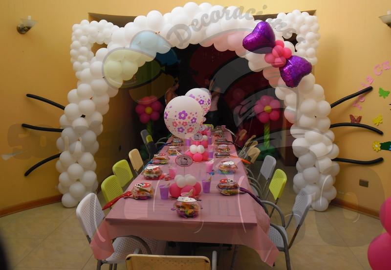 Art culos para fiestas de cumplea os infantiles en madrid - Decoracion en espana ...