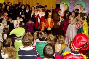 Fiesta fin de curso para colegios en Madrid