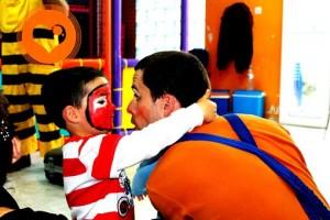 Payasos fiestas infantiles en Madrid