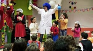 Las mejores fiestas temáticas para niños en Madrid