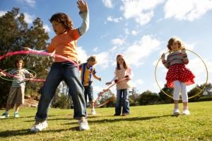 Gymkanas para niños