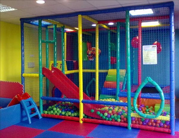 Parques De Bolas Para Fiestas Infantiles En Madrid