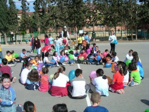 Cómo puedes organizar una gymkana para niños