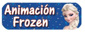Animación Frozen