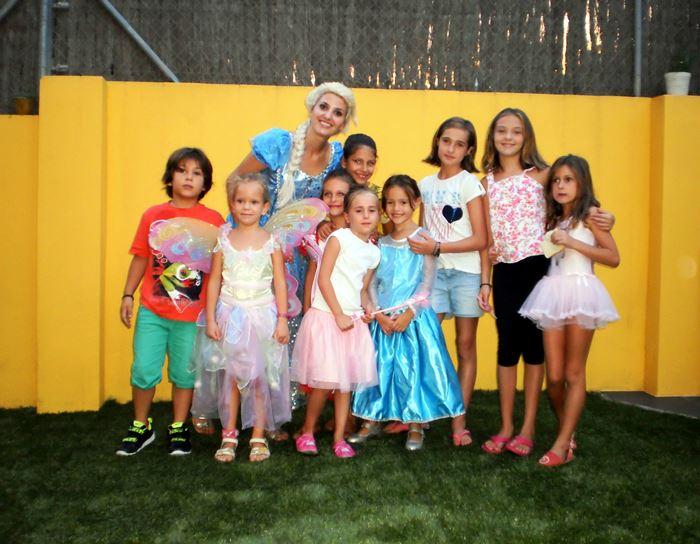 Temáticas de cumpleaños infantiles en Madrid
