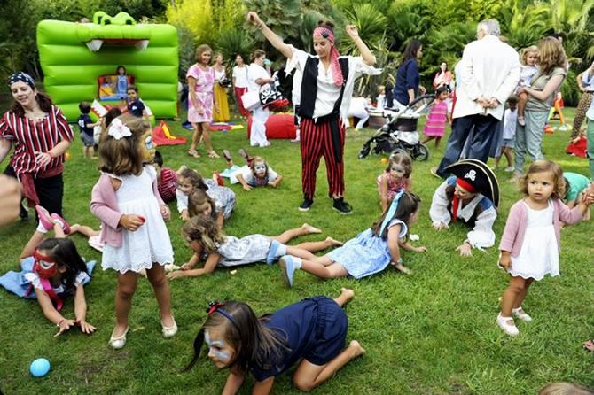 celebración de cumpleaños con niños en Madrid