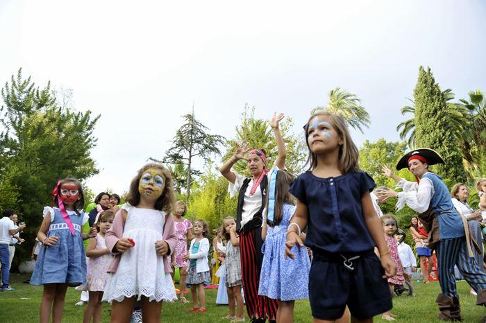 fiestas de primera comunión a domicilio en madrid
