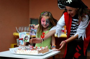 Fiestas infantiles comuniones Madrid