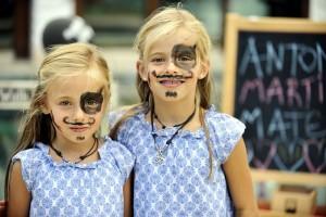 Fiestas infantiles para comuniones en Madrid