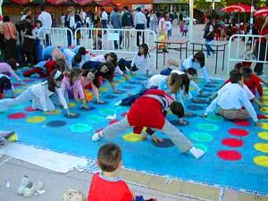 Animaciones infantiles de fiesta de verano