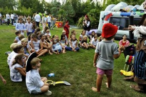 Animaciones infantiles fiestas de verano