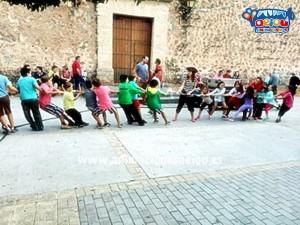 Animaciones infantiles para fiestas de verano Madrid