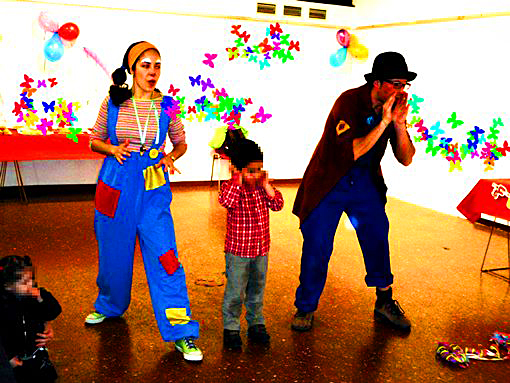 animaciones para fiestas infantiles en Toledo