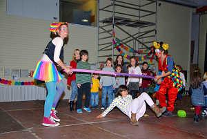 Animaciones infantiles a domicilio en Madrid