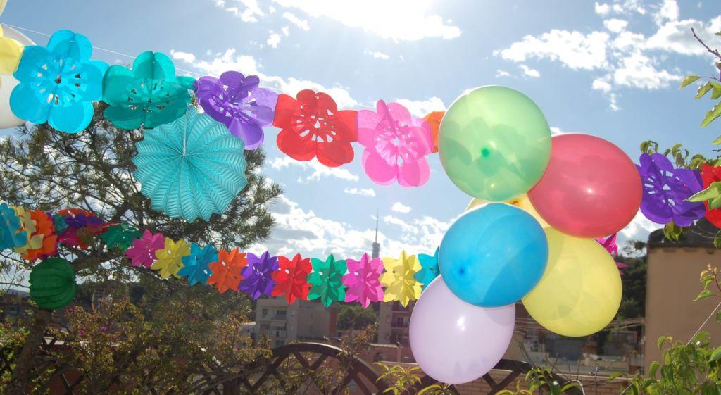 Las mejores animaciones para fiestas de verano en madrid for Decoracion verano para jardin infantil