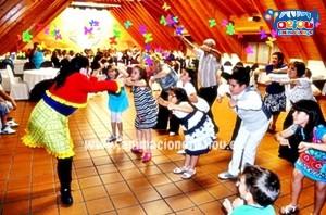 Animaciones infantiles con música en Madrid
