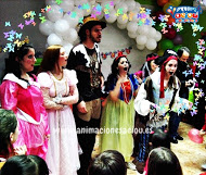 hire childrens party entertainers madrid