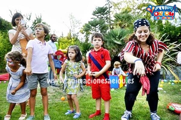 Animación de comuniones en Guadalajara