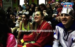 Animadores infantiles y monitores en Madrid