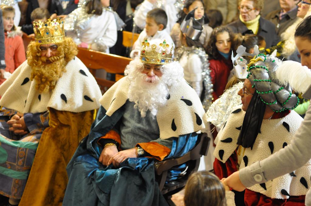 Horarios y rutas cabalgata reyes en madrid