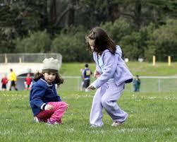 Juegos para niños La montaña de zapatillas