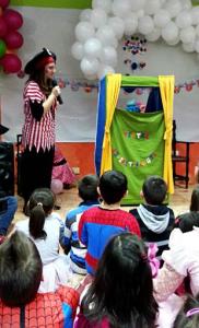 Fiestas cumpleaños infantiles Madrid