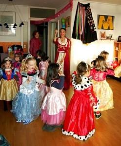 Fiestas de cumpleaños infantiles Madrid.