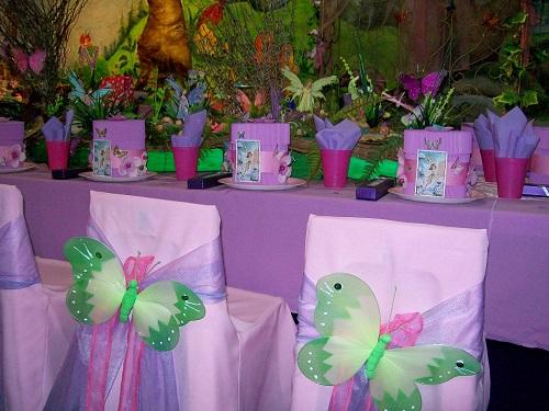 f2fad141e Hadas: decoración de una fiesta infantil - Animación de Fiestas ...