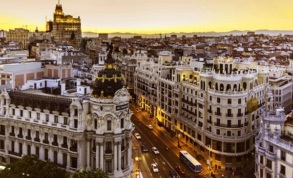 Vacaciones en familia en Madrid