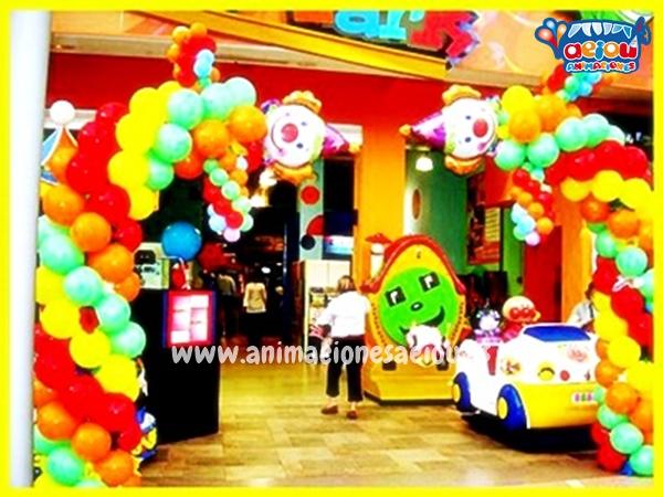 Decorar fiesta de cumpleaños para niños