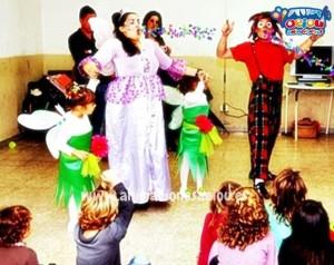 Fiestas cumpleaños infantiles Toledo.
