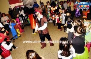 Fiestas cumpleaños infantiles en Avila.