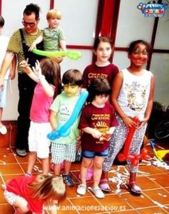 Fiestas cumpleaños infantiles en Guadalajara