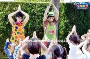 Fiestas cumpleaños infantiles en Segovia