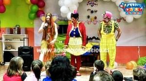 Fiestas cumpleaños infantiles en Segovia.
